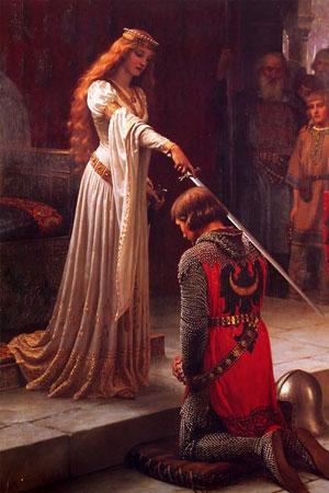 Lancelot Et Guenièvre Histoire Damour